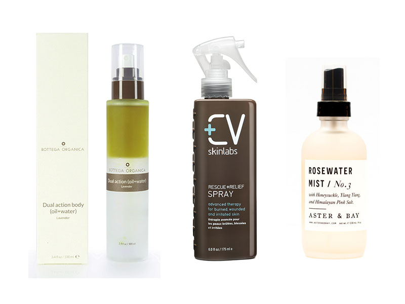 bottega organica, cv skinlabs and aster and bay