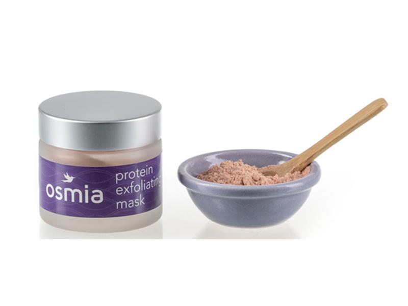 osmia protein mask