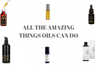 The Amazing things Oils can do