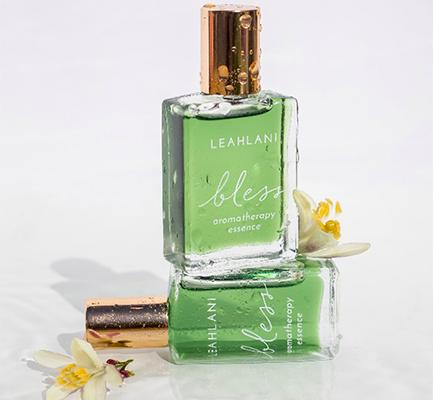 leahlani bless perfume