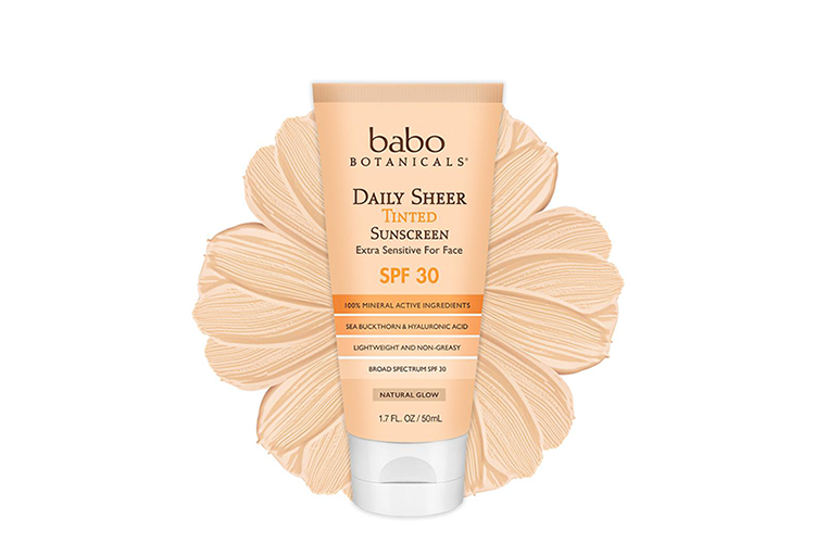 babo tinted sunscreen