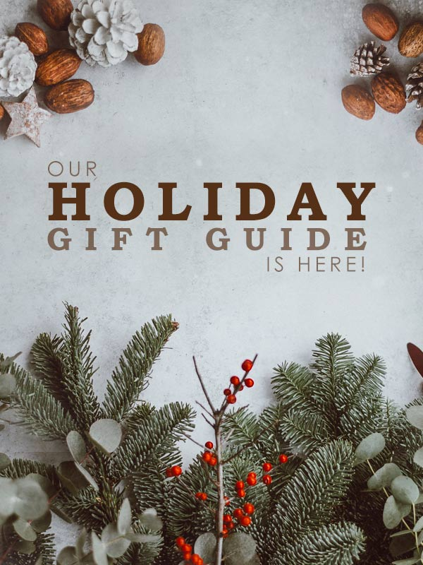 holiday gift guide graphic 2020